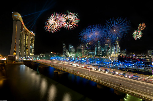 Singapore National Day | by Souvik_Prometure