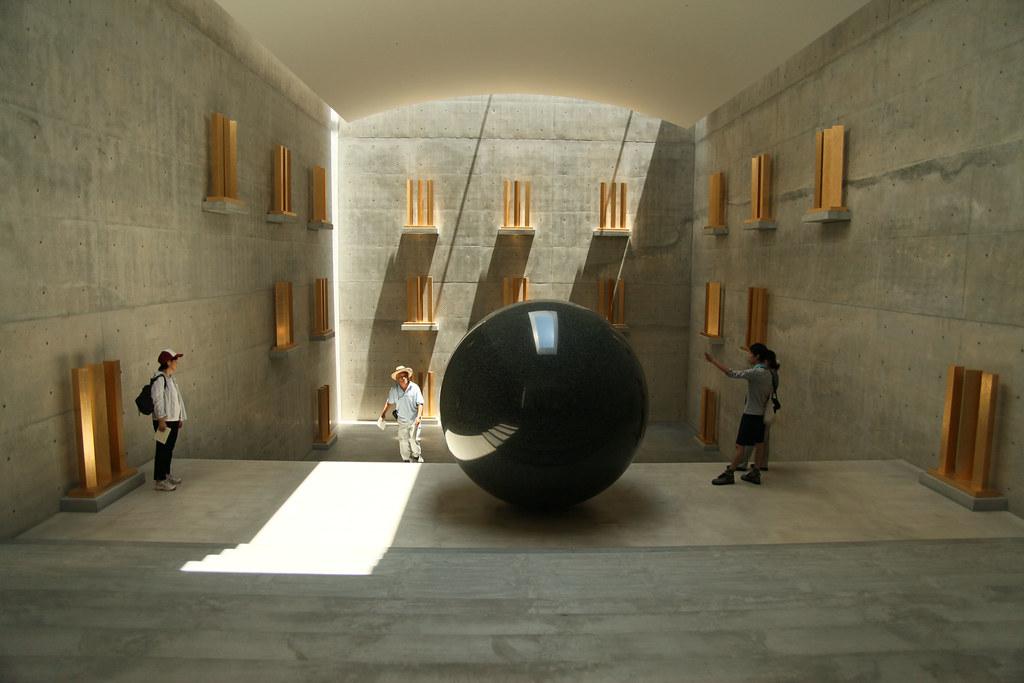 Chichu Art Museum Naoshima Simon Flickr