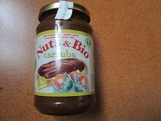 Vegan Nuts & Bio Carob Spread by Probios | by veganbackpacker