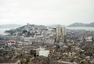 Macau - from old fort - 30 Dec 53 | by Phil Roeder