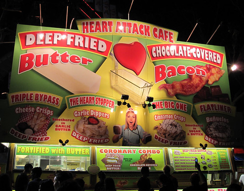 Heart Attack Cafe Las Vegas Menu