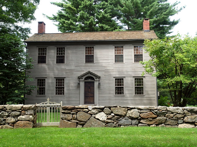 18th Century House Sheffield Ma Flickr Photo Sharing