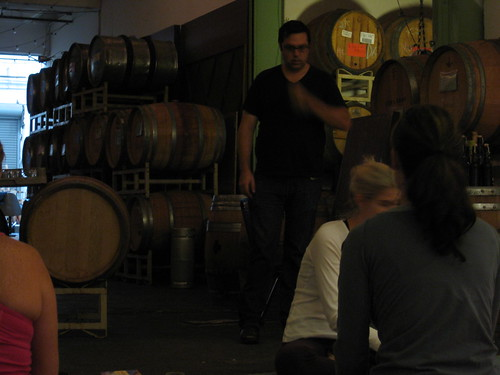 Sip & Stretch at Periscope Cellars | by Sip & Stretch