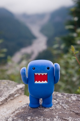 Uglyworld #733 - Domo at Nisqually River | by www.bazpics.com