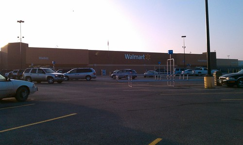 wal mart fort dodge iowa remodeled storefront august 23 2010. Cars Review. Best American Auto & Cars Review