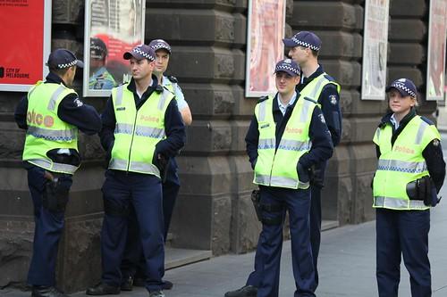 Victorian Police, Melbourne Lord Mayor's Charitable Founda ...