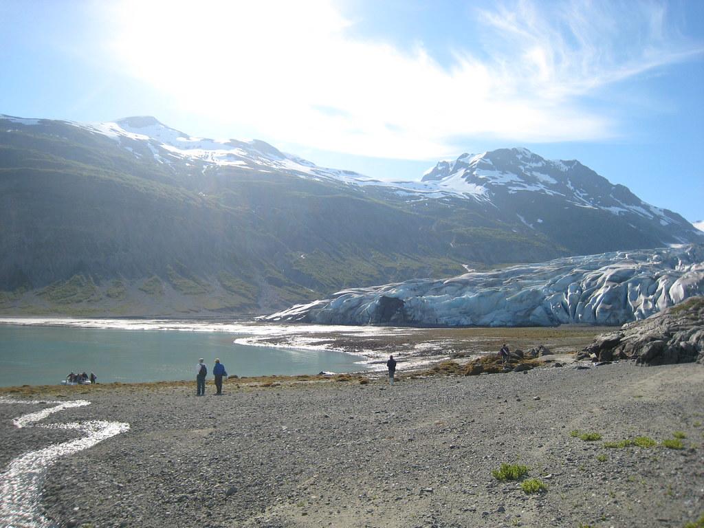 Glacier Bay White Kitchen Faucet