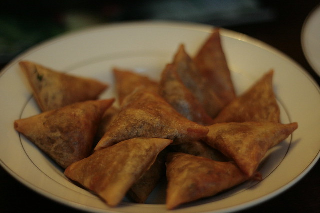 Lamb samosas | Flickr - Photo Sharing!