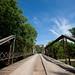 Old Bridge in Kansas