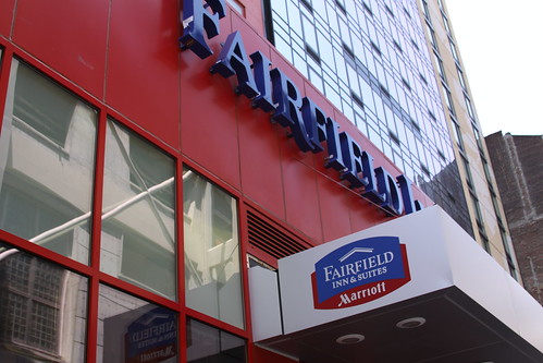 Fairfield Inn And Suites Long Island City Reviews