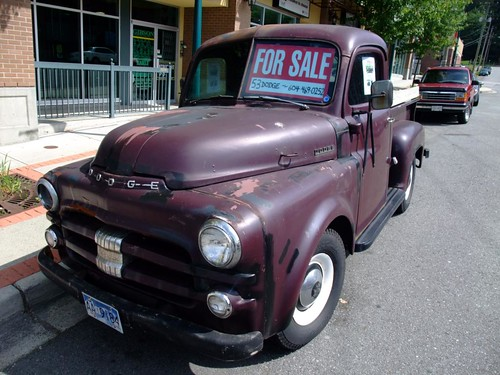 1953 Dodge Pickup 1948 To 1953 B Series Pickups Author