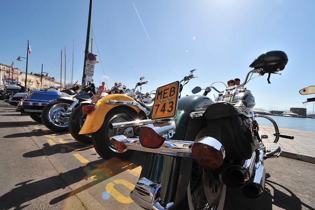 Harley Davidson Rassemblement   Ef Bf Bd Grimaud