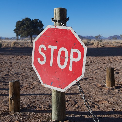 Stop | by Justin Jackson