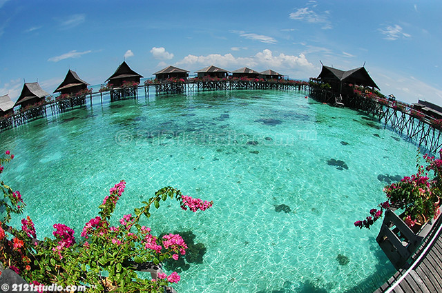 Sipadan kapalai dive resort flickr photo sharing - Kapalai dive resort price ...