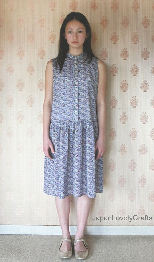 Feminine And Romantic Clothes By Ruriko Yamada Japanese Flickr