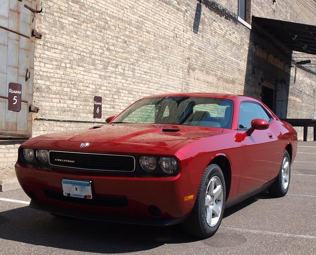 2010 Dodge Challenger 3