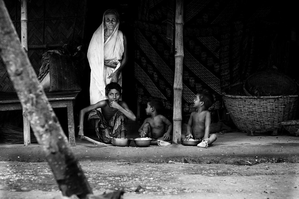 Rural Life It 39 S Lunch Time Location Nolam Sava Flickr