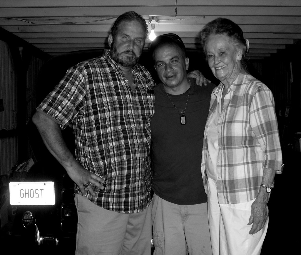 Tony Spera, 826 Paranormal James Myers, and Lorraine Warre ...