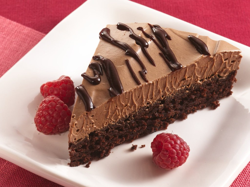 Raspberry Mousse Brownies Recipe Ingredients 1 Box 1