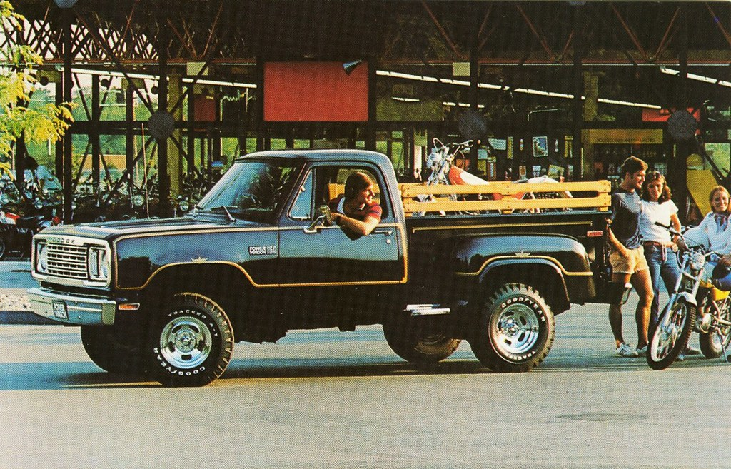 1978 Dodge Warlock Pickup | Alden Jewell | Flickr