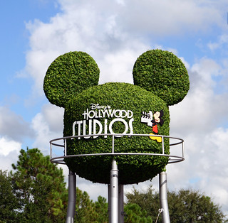 Disney's Hollywood Studio Topiary Earful Tower | by dawnzy58