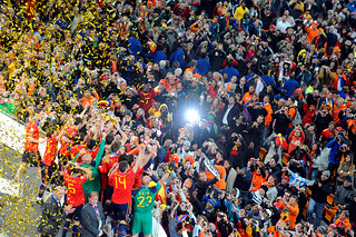 World Cup 2010 South Africa: Spain v Netherlands | by toksuede