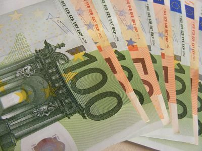 Money 100 EURO | by Public Domain Photos