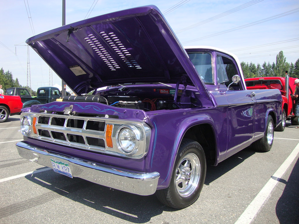 1969 dodge d 100 pickup truck customcab flickr 1969 dodge d 100 pickup truck by customcab publicscrutiny Images