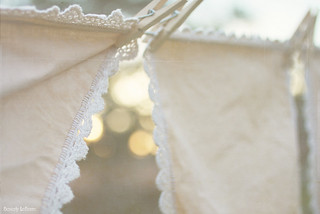 laundry bokeh | by life stories photography