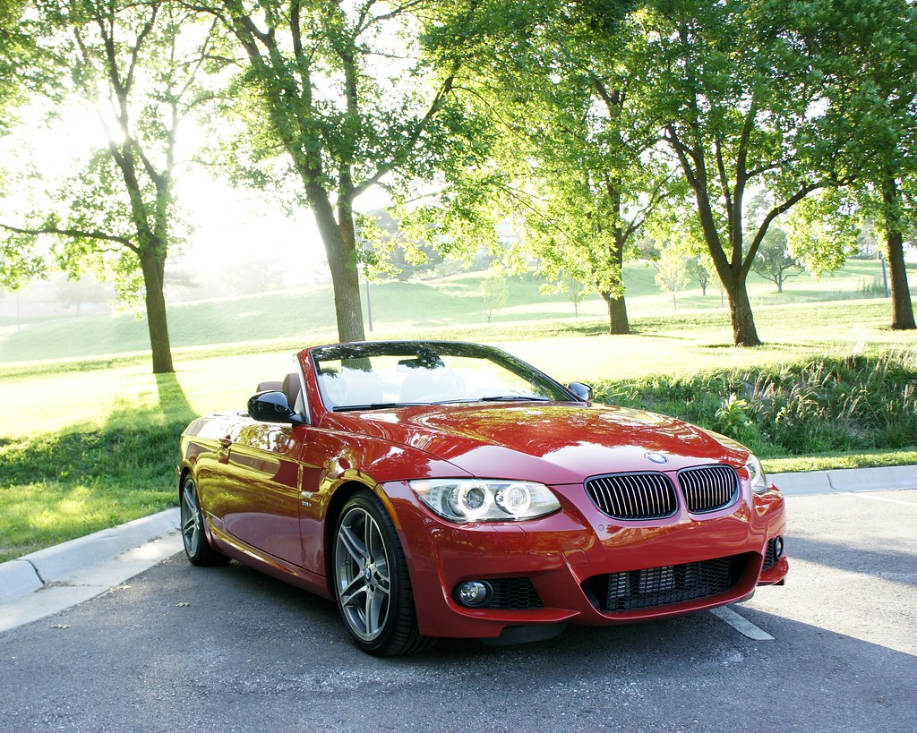 Bmw 335is Convertible The Bmw 335is Is The Crown Jewel
