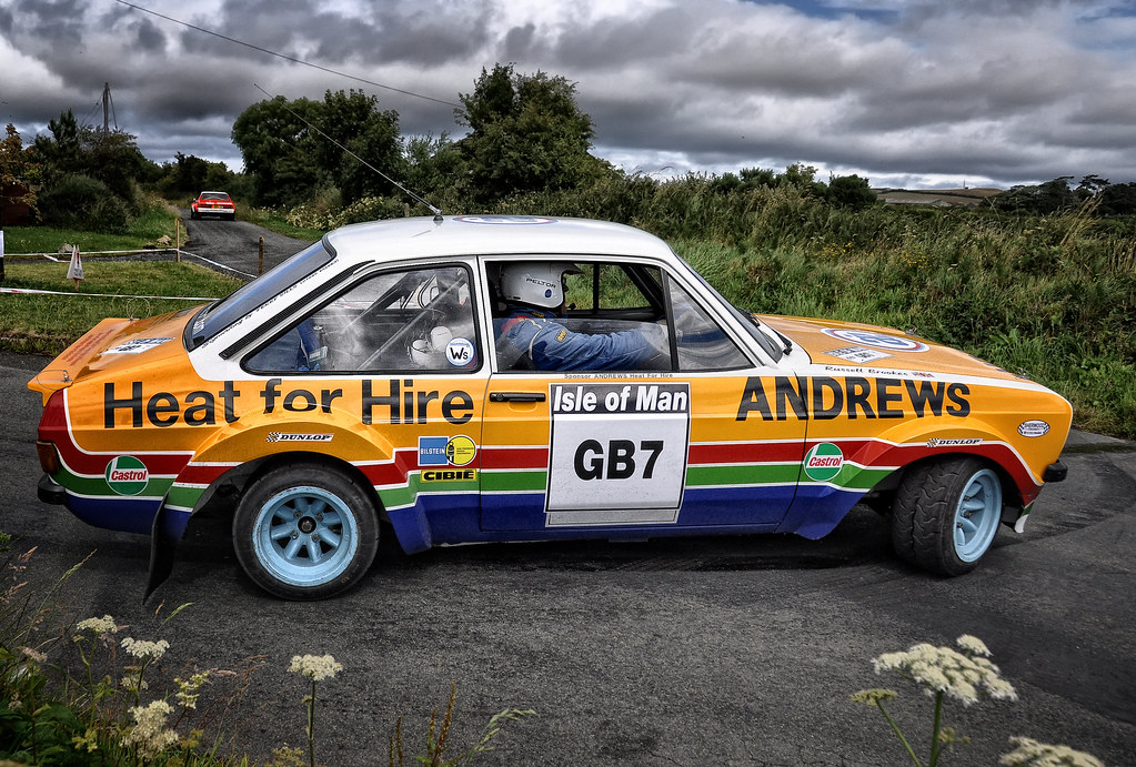 Rally Car Hire