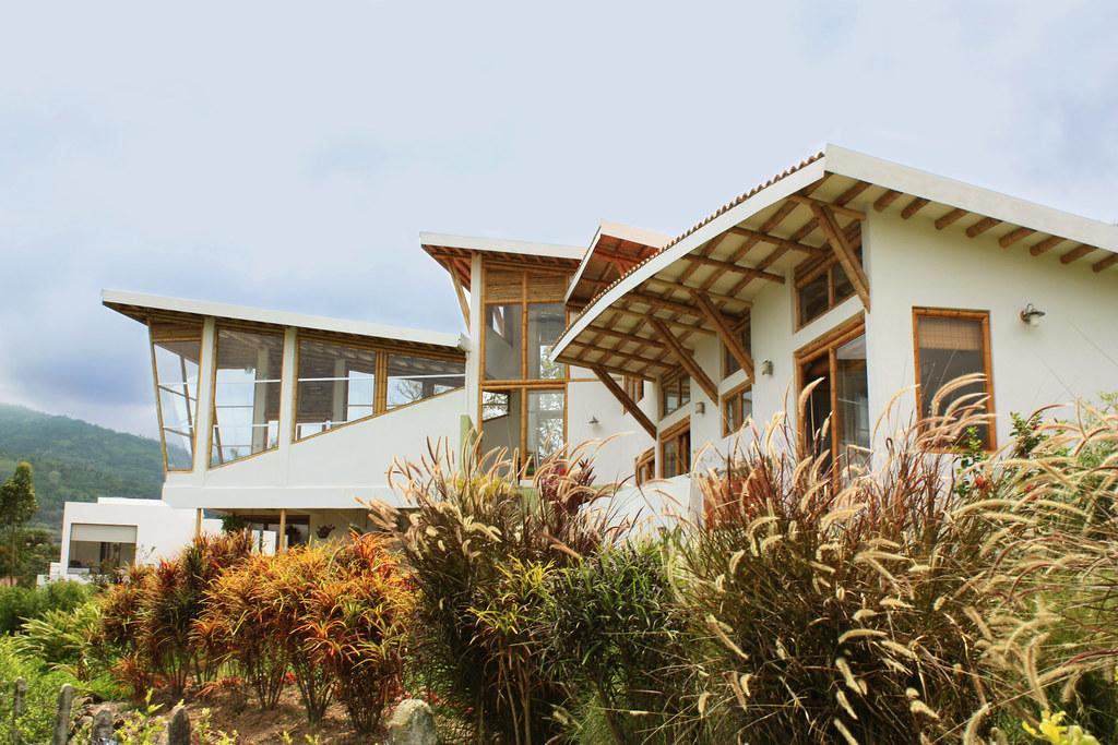 arquitectura bioclim tica guadua zuarq construction