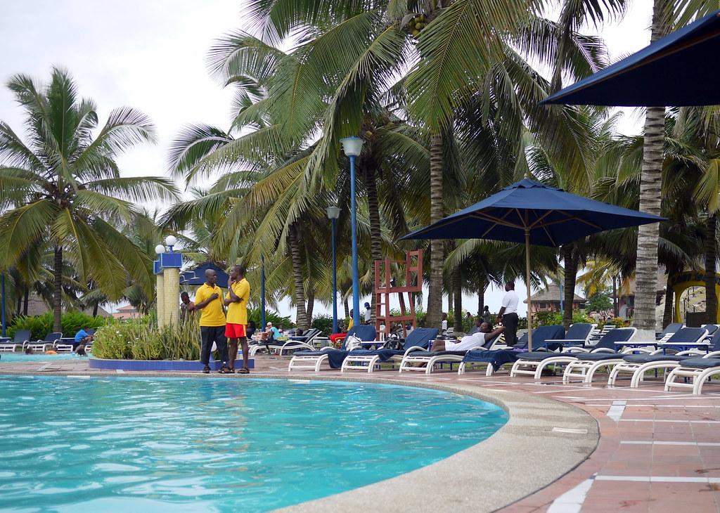 La Palm Beach Hotel Ghana