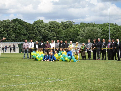 Inter Linnets JFC at the Millbank Linnets Stadium | by runcornlinnetsjfc