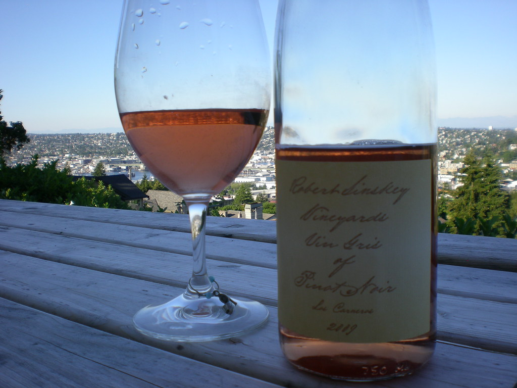 Sinskey Rosé | This is the ideal wine for a deck with a grea… | Flickr
