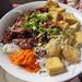 08 Meat and Tofu Bun Noodles - Pho Tau Bay