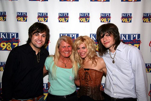 the band perry meet and greet photos blue