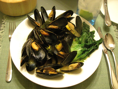 Mussels | by Blue Lotus