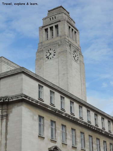 University of Leeds | by all day i dream