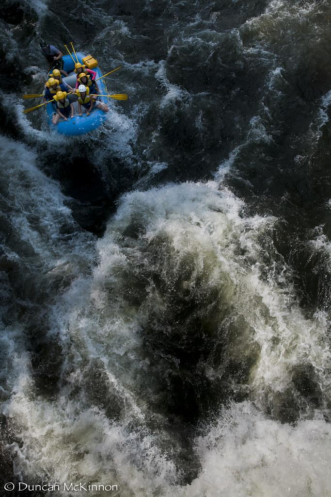 Ocoee River Hells Hole Rapid Duncan McKinnon Flickr