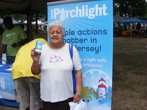 Project Porchlight at the Lincoln Park Music Festival | by One Change