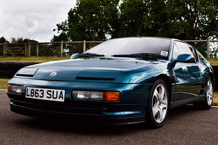 Alpine A610 Turbo, front | by FurLined