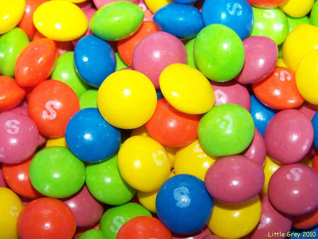 Skittles tropical | Brigitte | Flickr