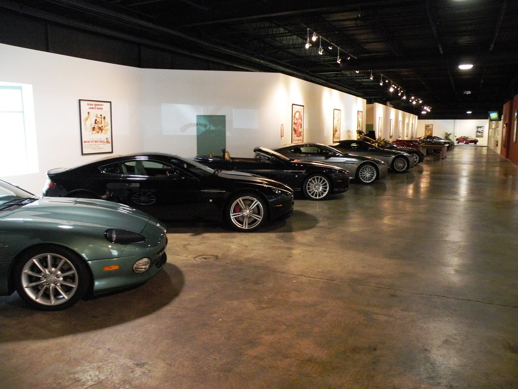 Nice Lake Forest Sports Cars U003eu003e Lake Forest Sports Cars | Row Of Astons +others