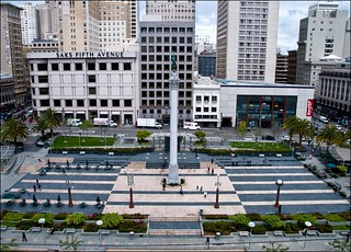Union Square, San Francisco | by Tony Fischer Photography