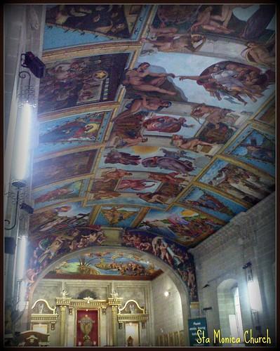 Sta Monica Church de Garay