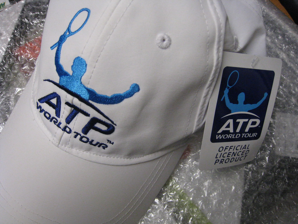 ... New ATP World Tour Hat-1  8afb0cd8423