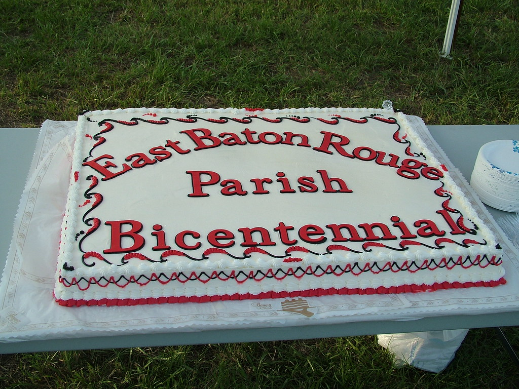 Bicentennial  Cake