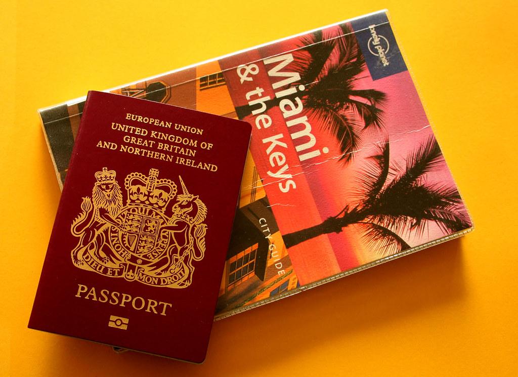 Travel Documents.
