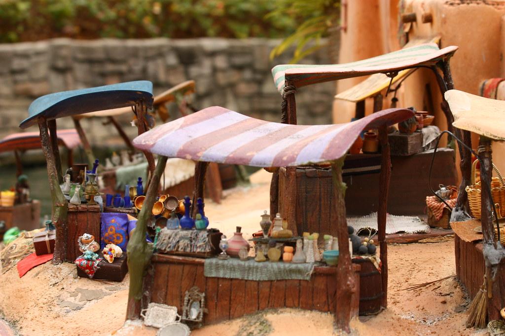 Agrabah Market 1 Omnitographer Flickr